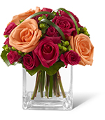 The Deep Emotions Rose Bouquet